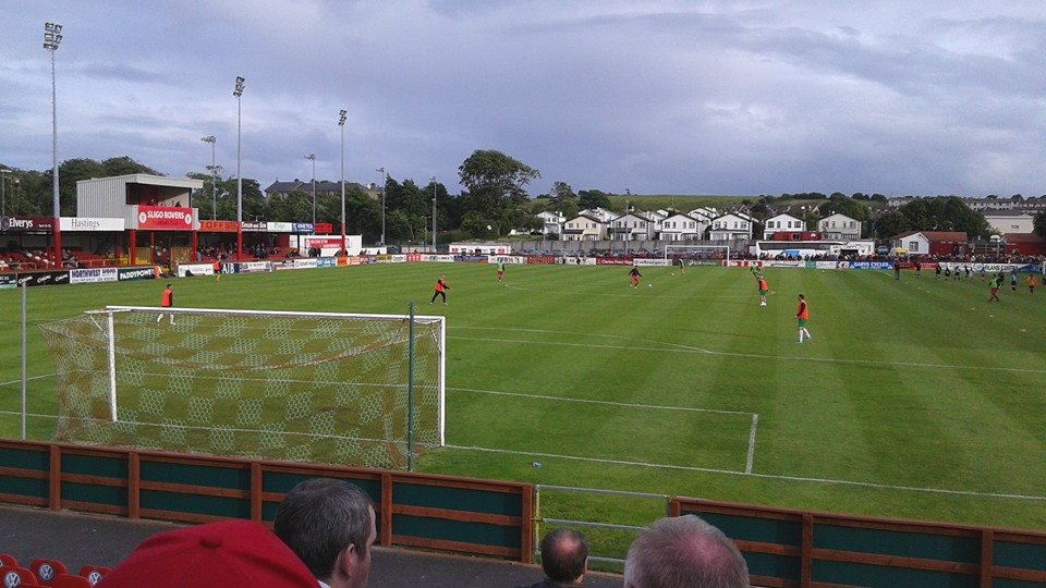 New Facilities To Be Installed In Showgrounds Sligo Rovers